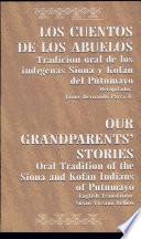 Los cuentos de los abuelos