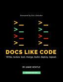 Docs Like Code