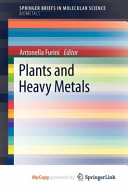 Plants and Heavy Metals Book