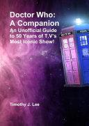 Doctor Who   A Companion