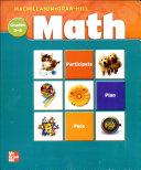 Macmillan Mcgraw Hill Math Teacher Ed V 1 Book