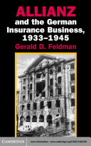Allianz and the German Insurance Business, 1933–1945