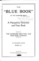 The Blue Book Of The Hampshire Breed Book PDF