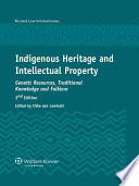 Indigenous Heritage and Intellectual Property