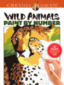 Creative Haven Wild Animals Paint by Number