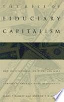 The Rise Of Fiduciary Capitalism Book PDF