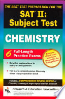 The Best Test Preparation For The College Board Achievement Test In Chemistry