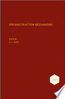 Organic Reaction Mechanisms 2009 Book
