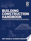 Building Construction Handbook Book PDF