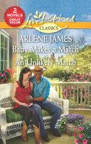 Baby Makes a Match & An Unlikely Match ebook