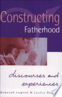 Constructing Fatherhood Book