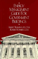 Energy Management Guide for Government Buildings