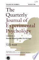 The Quarterly Journal of Experimental Psychology