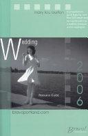 Bravo  Wedding Resource Guide 2006