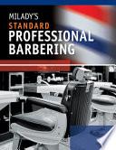 Milady S Standard Professional Barbering Book