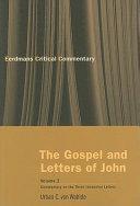 The Gospel and Letters of John, Volume 3