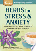 Herbs For Stress Anxiety PDF