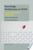 Knowledge Mobilization In Tesol
