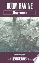 Boom Ravine Book