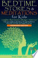 Bedtime Stories Meditations For Kids 2in1