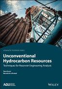 Unconventional Hydrocarbon Resources [Pdf/ePub] eBook