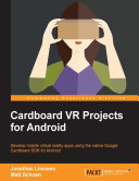 Pdf Cardboard VR Projects for Android Telecharger