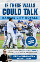 If These Walls Could Talk: Kansas City Royals Pdf/ePub eBook