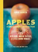 Apples of Uncommon Character Pdf/ePub eBook