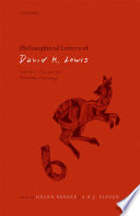 Philosophical Letters of David K. Lewis