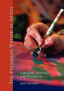 The Freshman Writer As Artist