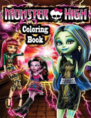 Pdf Monster High Coloring Book