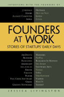 Founders at work stories of startups' early days