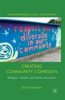 Creating Community Cohesion Pdf/ePub eBook