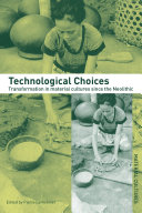 Pdf Technological Choices Telecharger