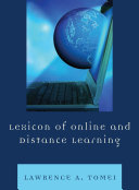 Lexicon of Online and Distance Learning [Pdf/ePub] eBook