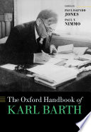 The Oxford Handbook of Karl Barth