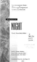 Readings on Night