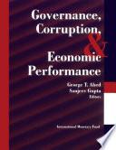 Governance Corruption And Economic Performance