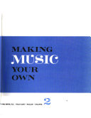 Making Music Your Own Book PDF