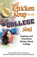 Chicken Soup for the College Soul Pdf/ePub eBook