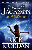 Percy Jackson and the Lightning Thief (Book 1) banner backdrop