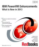 IBM PowerVM Enhancements What is New in 2013