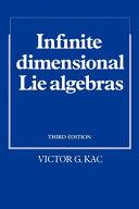 Infinite-Dimensional Lie Algebras