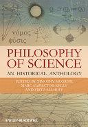Philosophy of Science Book
