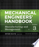 Mechanical Engineers  Handbook  Volume 3