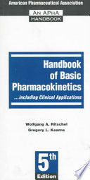 Handbook of Basic Pharmacokinetics-- Including Clinical Applications