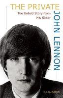 The Private John Lennon