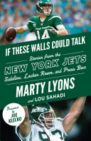 If These Walls Could Talk: New York Jets Pdf/ePub eBook
