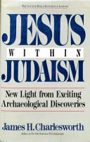 Jesus Within Judaism