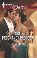 The Sheikh's Pregnancy Proposal